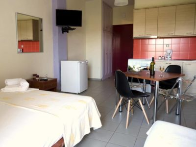 Στούντιο Τρίκλινο - Voula Apartments